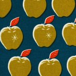 Canvas Apples